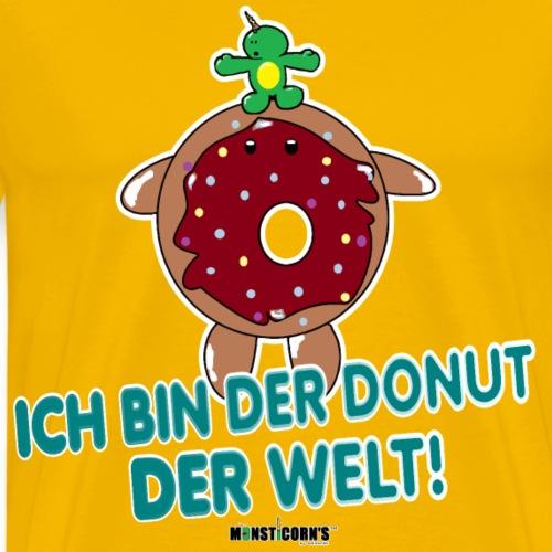 Monsticorn's Ich Bin Der Donut Der Welt