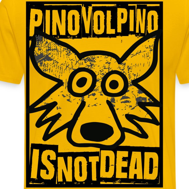 Pino Volpino is not Dead