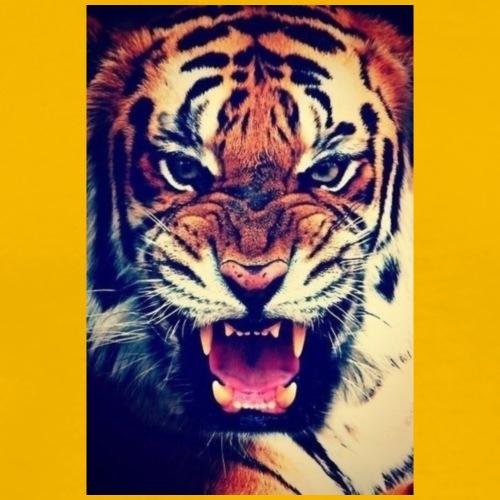 tigre - Camiseta premium hombre