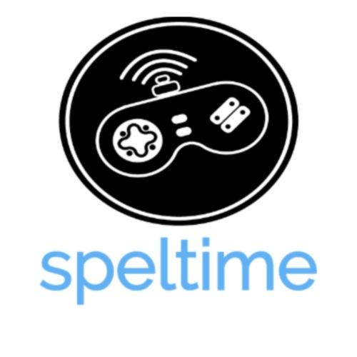 SPELTIME - Premium-T-shirt herr