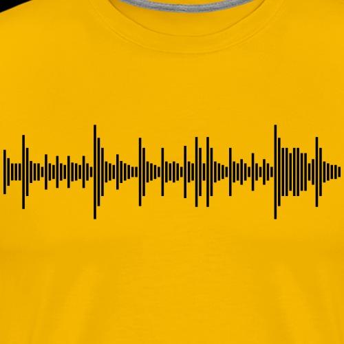 Amen Break stilisiert - Männer Premium T-Shirt