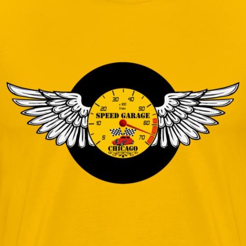 racing_gauges_3 - Men's Premium T-Shirt
