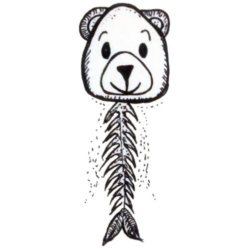 Poisson petit ours - T-shirt Premium Homme