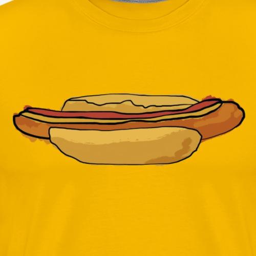 Korven By TheRawburt - Premium-T-shirt herr