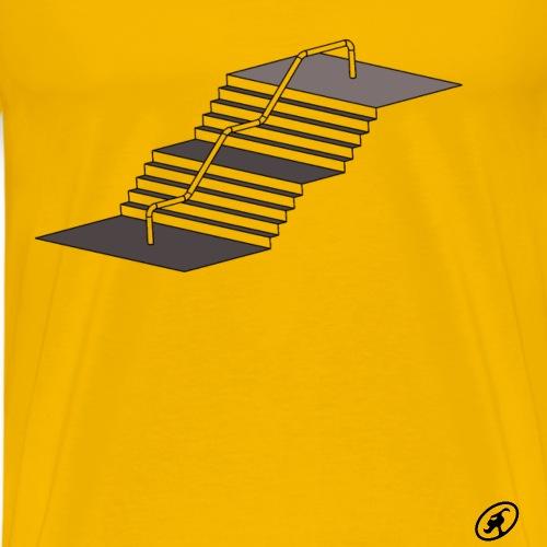 THEZ nose base 4_last_def - T-shirt Premium Homme