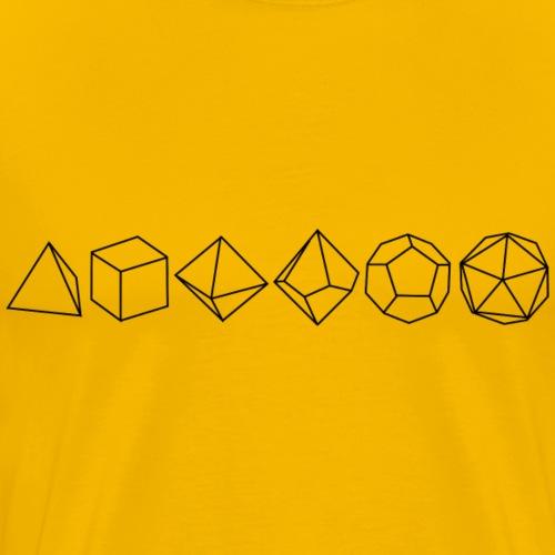 Charisma - Männer Premium T-Shirt