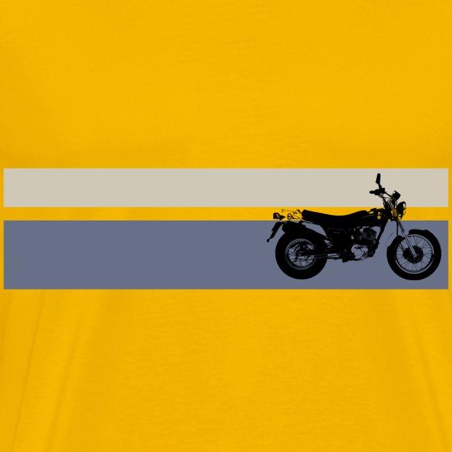 VanVan K8 Yellow Stripes Man