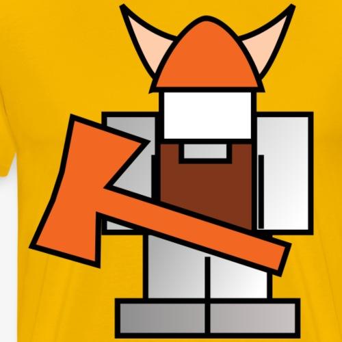 Vikingo - Camiseta premium hombre