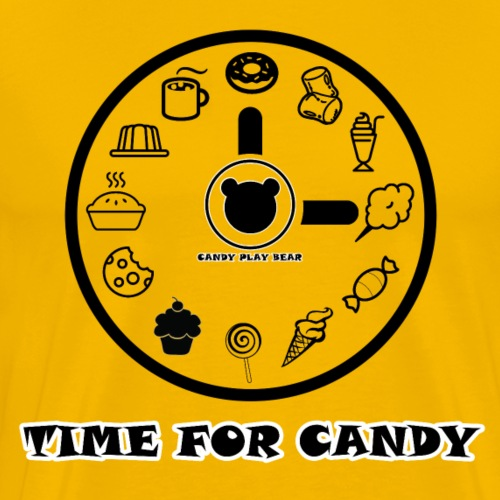 Time For Candy - Men's Premium T-Shirt