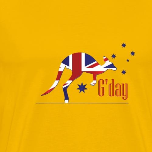 Australie - T-shirt Premium Homme