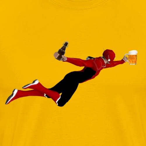 Vatertag Bier - Männer Premium T-Shirt