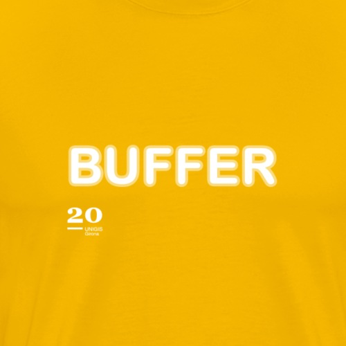 buffer - Camiseta premium hombre