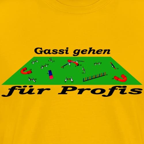 für Profis - Männer Premium T-Shirt