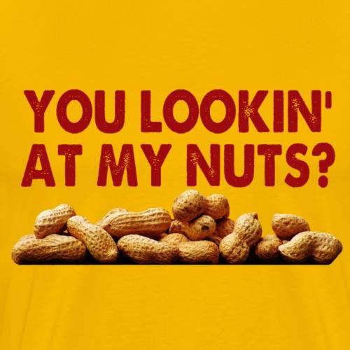 Nuts - Men's Premium T-Shirt