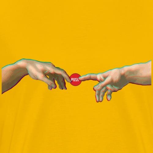 Michelangelo - Camiseta premium hombre
