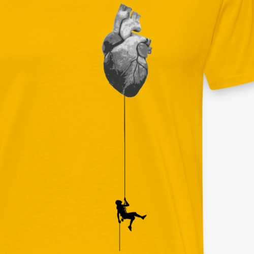 From the heart - From the heart - Men's Premium T-Shirt