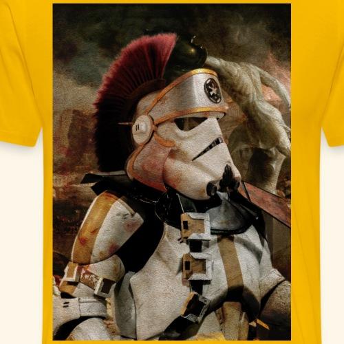 Gladiator Stormtrooper - Männer Premium T-Shirt