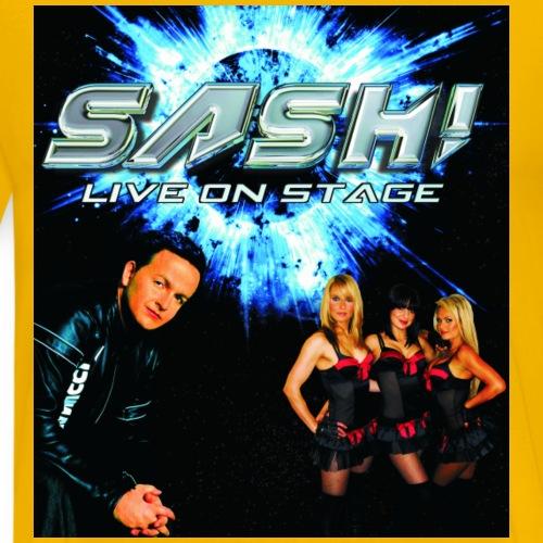 SASH! Live - Men's Premium T-Shirt