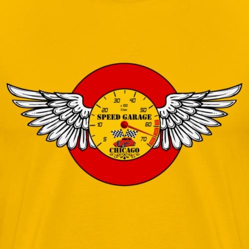 racing_gauges_2 - Men's Premium T-Shirt
