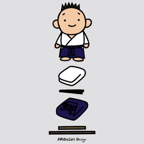 Aikido goods - Mannen Premium T-shirt