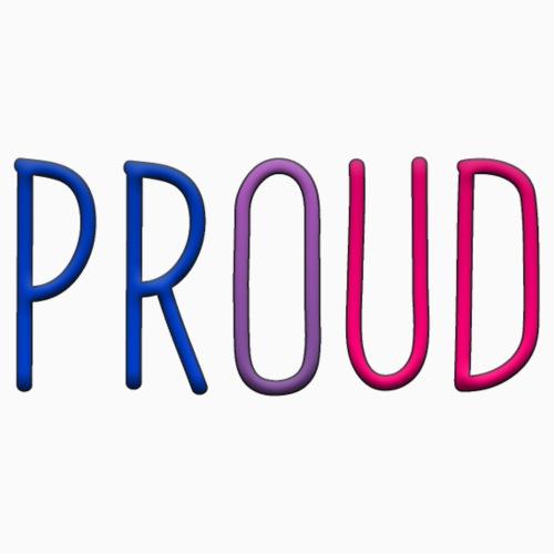 Proud Bisexual - Men's Premium T-Shirt