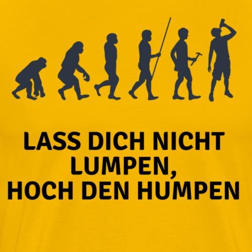 Witziges Party Design - Männer Premium T-Shirt