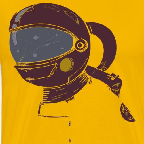 SPACEMAN - Men's Premium T-Shirt