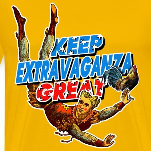 KEEPEXTRAVAGANZA - T-shirt Premium Homme