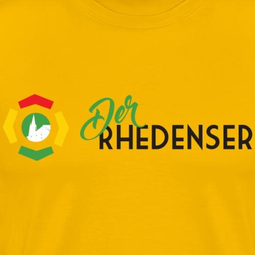 Der Rhedenser - Männer Premium T-Shirt