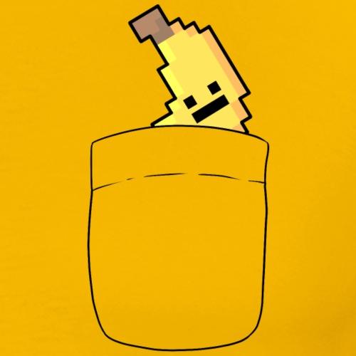 Butzbanane - Männer Premium T-Shirt