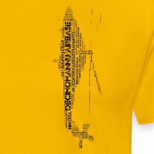 HH139A - Maglietta Premium da uomo