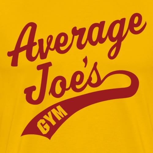 Völkerball_average_joes_o - Männer Premium T-Shirt