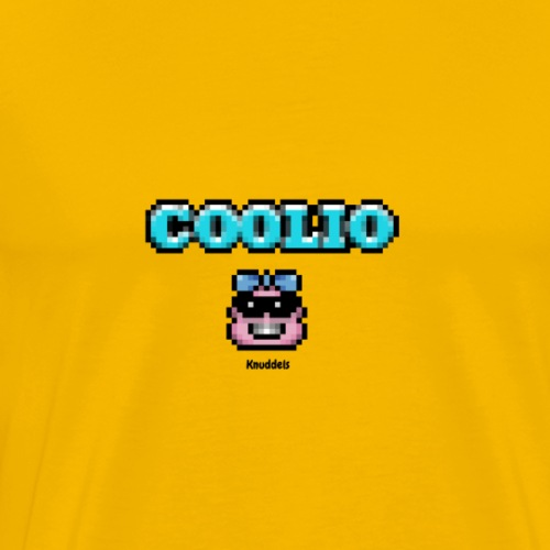 Coolio - Girl - Männer Premium T-Shirt