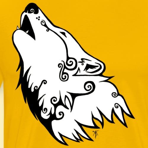 Le Loup de Neved (version blanche)