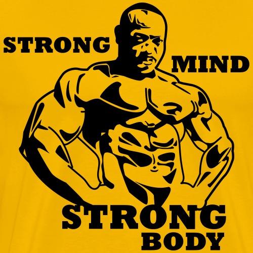 Bodybuilder - T-shirt Premium Homme