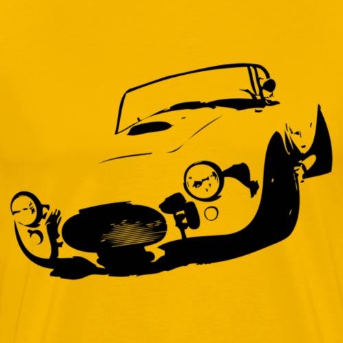 old car - Men's Premium T-Shirt