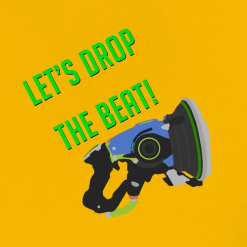 Let's Drop the Beat! - Men's Premium T-Shirt
