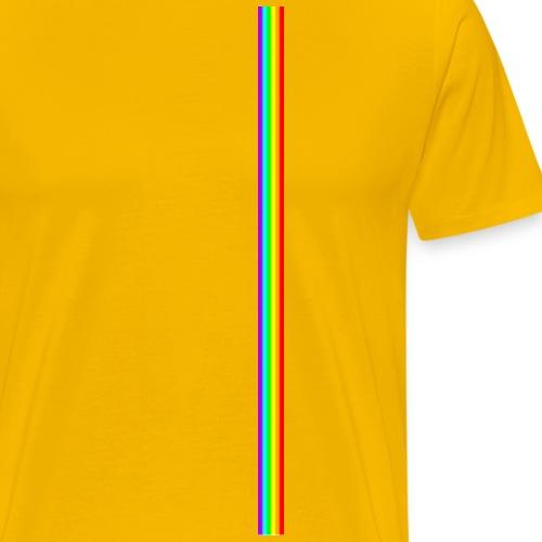 Linea Neon LGBT+ - Camiseta premium hombre