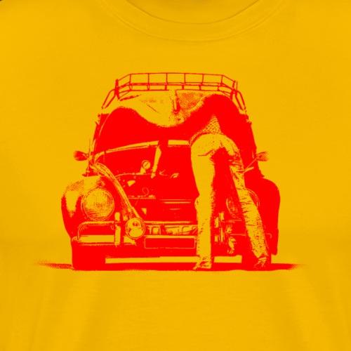 Dreamcar - Männer Premium T-Shirt