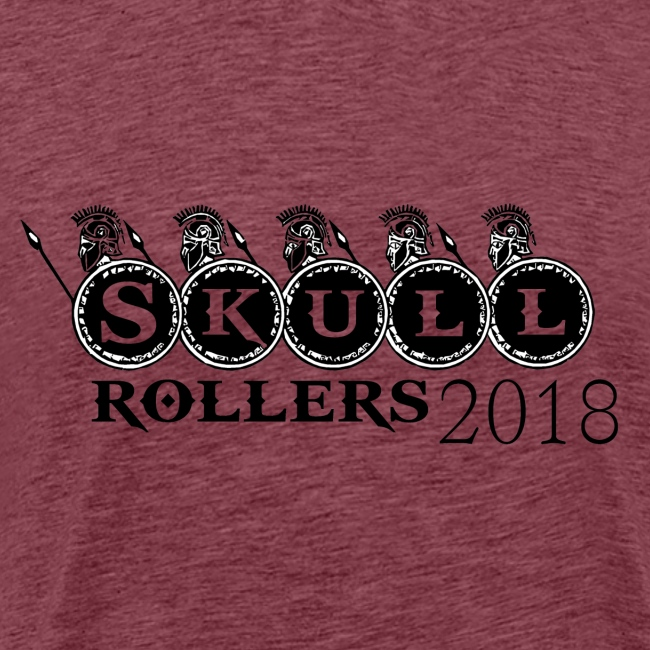 skullroller t-shirt