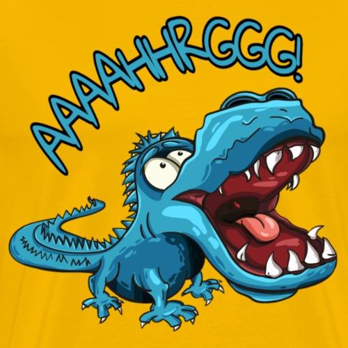 Krokodriloa - Camiseta premium hombre