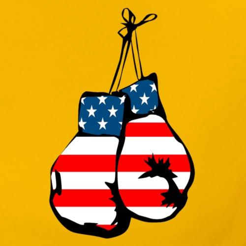 USA boxing gloves - Men's Premium T-Shirt
