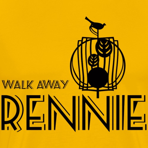 Walk Away Rennie - Men's Premium T-Shirt