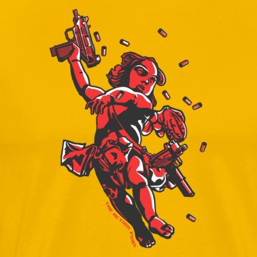 Cupid's Arms - Men's Premium T-Shirt