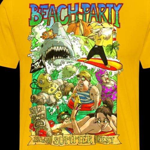 Beach-party - T-shirt Premium Homme