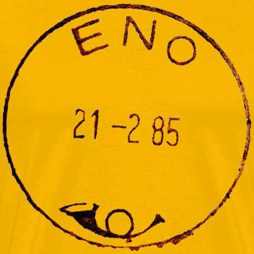 Enon postileima - Miesten premium t-paita