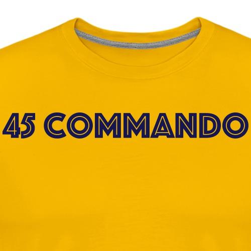 45 Commando 2 - Men's Premium T-Shirt
