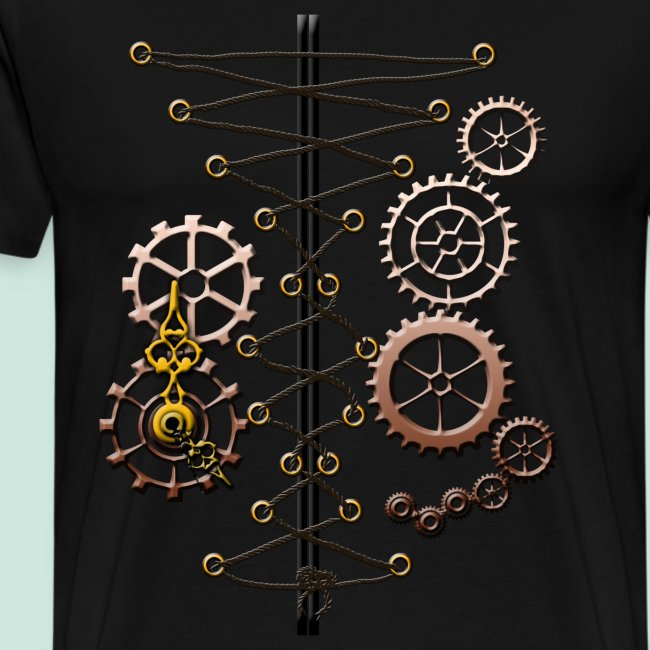 corset and cogs