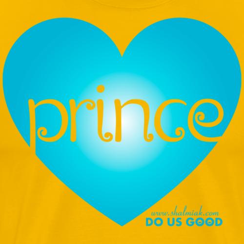 PRINCE - Miesten premium t-paita