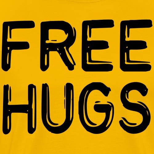 free hugs tape - Männer Premium T-Shirt